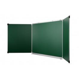 Tableau triptyque vert