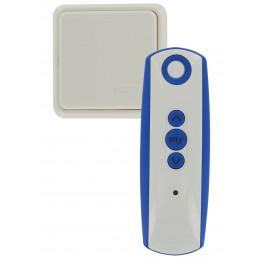 Télécommande pour écran de projection à manoeuvre électrique