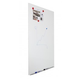 Tableau modulaire blanc