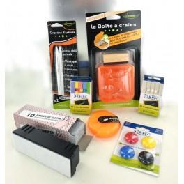 Kit accessoires pour trityque vert enfant